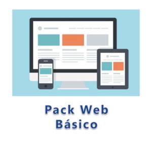 Pack Web Basico