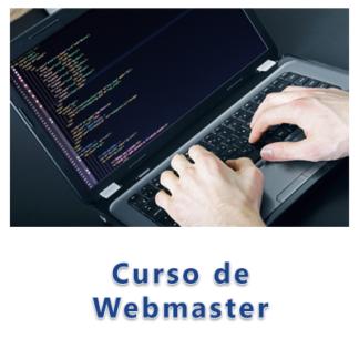 Curso de Webmaster de contado